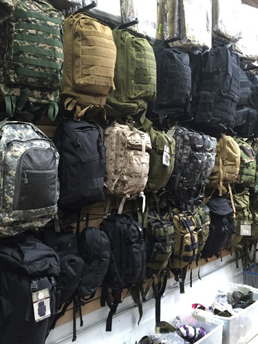 Army Navy Store | Brooklyn Tactical, Military, Camo ... - photo#6
