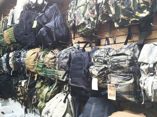 Military Backpacks, ALICE Packs