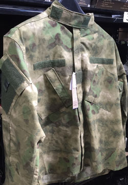 ATACS Uniform Camouflage Military ACU Shirt