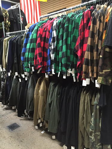 Flannel Shirts Lumber Jacks, M65 Jackets, Uniform Commando Sweaters, Tactical Jackets