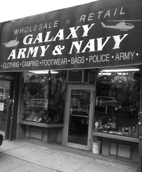 NYC Army Navy Store